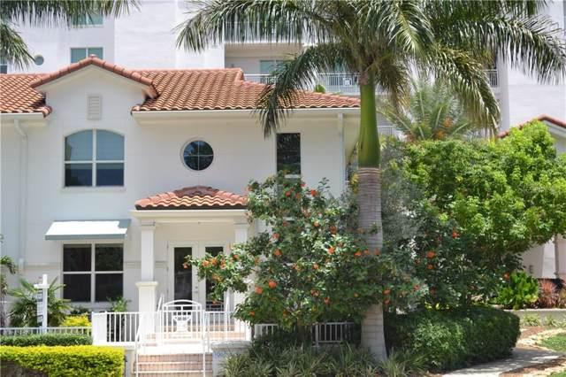 1325 Snell Isle Boulevard NE #106, St Petersburg, FL 33704 (MLS #U7829512) :: Lockhart & Walseth Team, Realtors