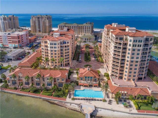 501 Mandalay Avenue #1002, Clearwater Beach, FL 33767 (MLS #U7840852) :: Team Bohannon Keller Williams, Tampa Properties