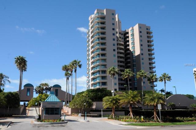 1520 Gulf Boulevard #507, Clearwater Beach, FL 33767 (MLS #U7841592) :: Delgado Home Team at Keller Williams