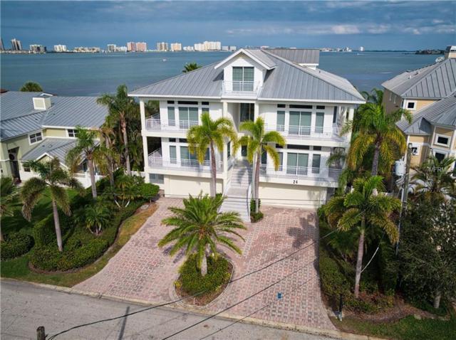 24 N Pine Circle, Belleair, FL 33756 (MLS #U7842811) :: Medway Realty