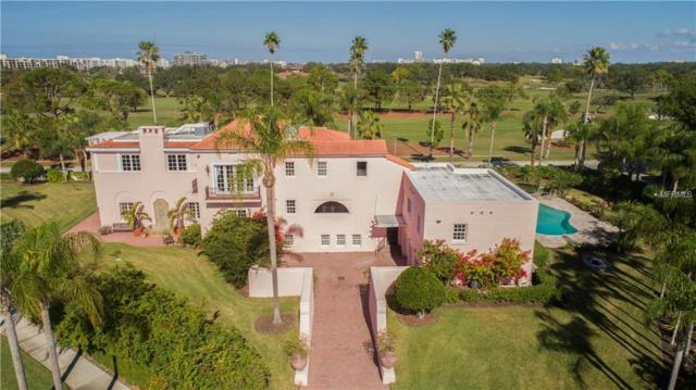 701 Bayview Drive, Belleair, FL 33756 (MLS #U7843903) :: Premium Properties Real Estate Services