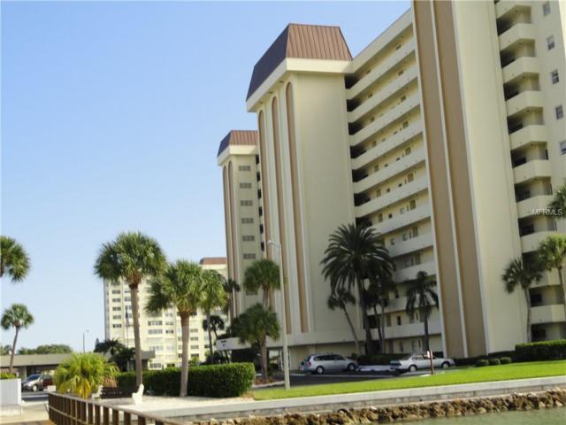 4775 Cove Circle #505, St Petersburg, FL 33708 (MLS #U7844269) :: The Duncan Duo Team