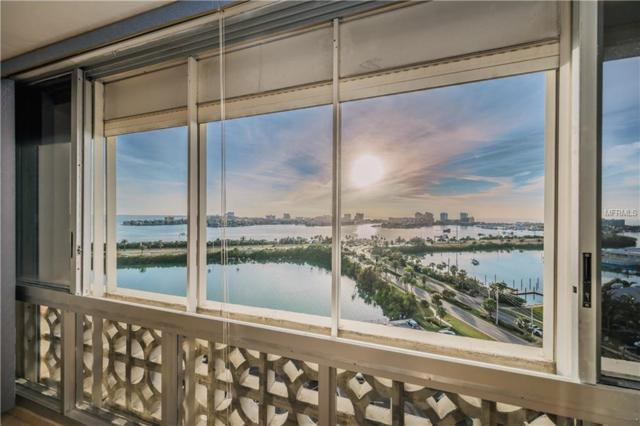 31 Island Way #1101, Clearwater Beach, FL 33767 (MLS #U7844630) :: Burwell Real Estate