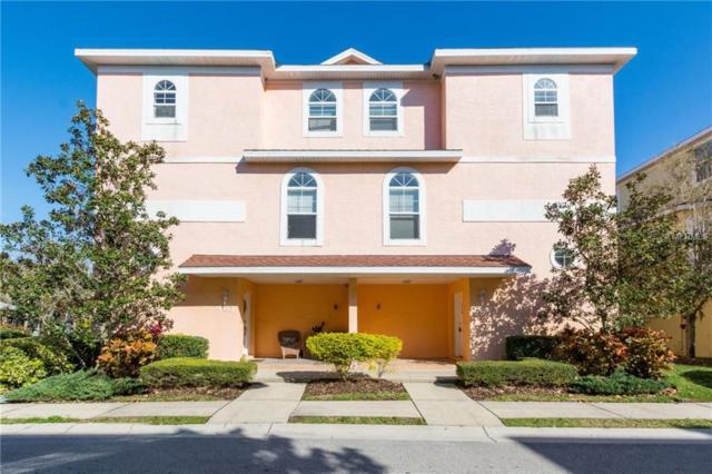 409 Bayou Village Drive, Tarpon Springs, FL 34689 (MLS #U7846700) :: Griffin Group