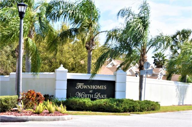 674 Spring Lake Circle, Tarpon Springs, FL 34688 (MLS #U7849398) :: Griffin Group