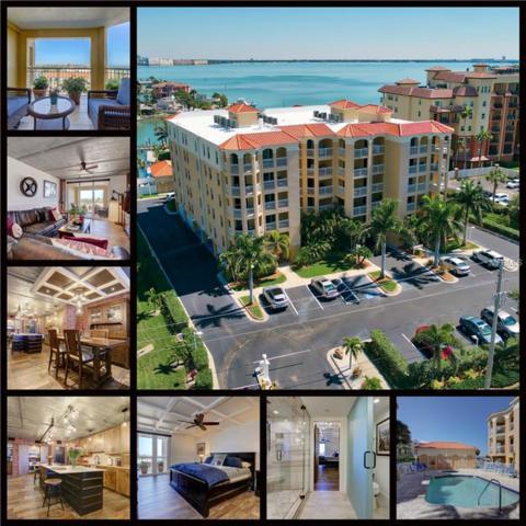5353 Gulf Boulevard A402, St Pete Beach, FL 33706 (MLS #U7852078) :: The Duncan Duo Team