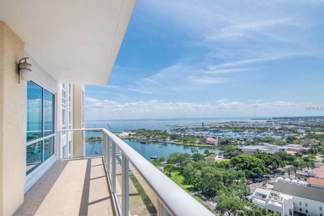 400 Beach Drive NE #1902, St Petersburg, FL 33701 (MLS #U7852332) :: The Signature Homes of Campbell-Plummer & Merritt