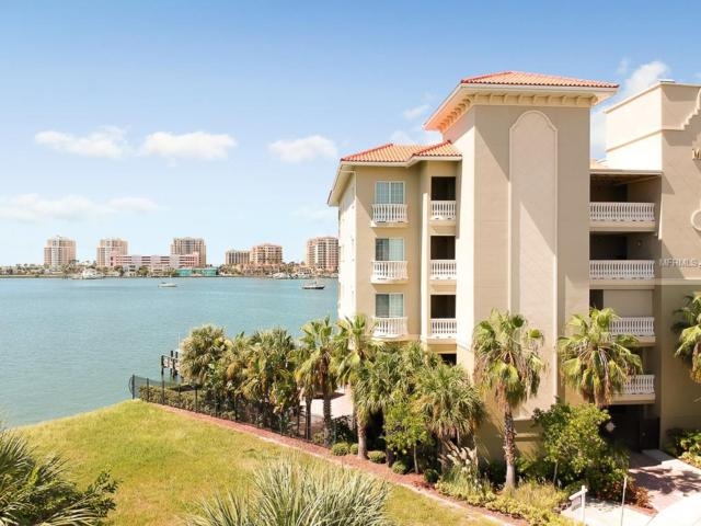 200 Skiff Point #303, Clearwater Beach, FL 33767 (MLS #U8000666) :: The Duncan Duo Team