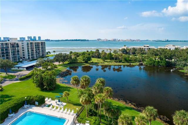 100 Oakmont Lane #104, Belleair, FL 33756 (MLS #U8001430) :: Armel Real Estate