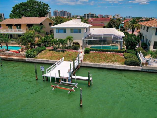 416 Belle Isle Avenue, Belleair Beach, FL 33786 (MLS #U8002667) :: Jeff Borham & Associates at Keller Williams Realty