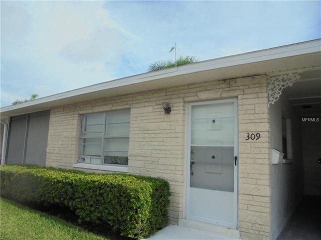 12400 Park Boulevard #309, Seminole, FL 33772 (MLS #U8008932) :: KELLER WILLIAMS CLASSIC VI