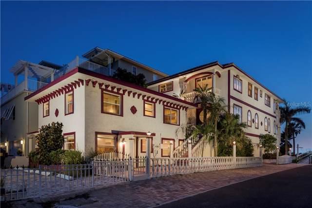 18298 Sunset Boulevard, Redington Shores, FL 33708 (MLS #U8012423) :: Griffin Group