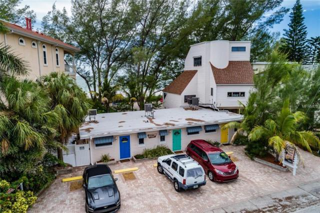 8584 W Gulf Boulevard, Treasure Island, FL 33706 (MLS #U8013749) :: The Lockhart Team
