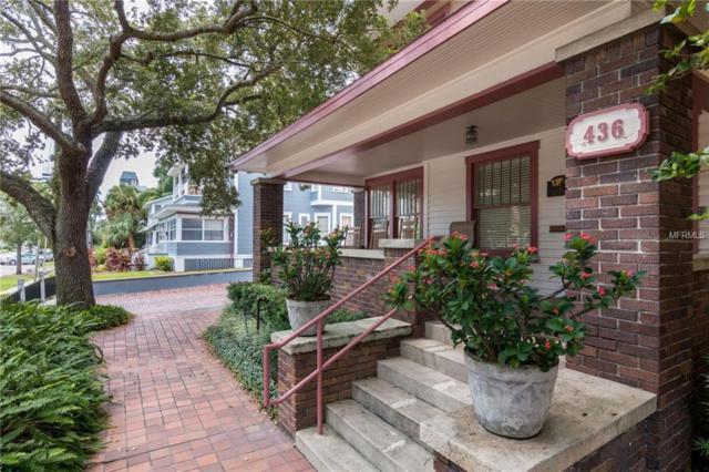 436 2ND Street N, St Petersburg, FL 33701 (MLS #U8017946) :: Gate Arty & the Group - Keller Williams Realty