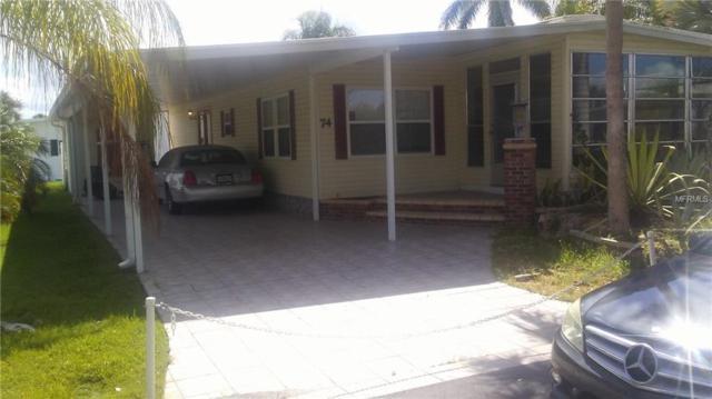 2100 Kings Highway #74, Port Charlotte, FL 33980 (MLS #U8019048) :: The Duncan Duo Team