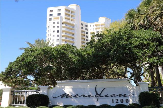 1200 Gulf Boulevard #1904, Clearwater Beach, FL 33767 (MLS #U8019319) :: Burwell Real Estate