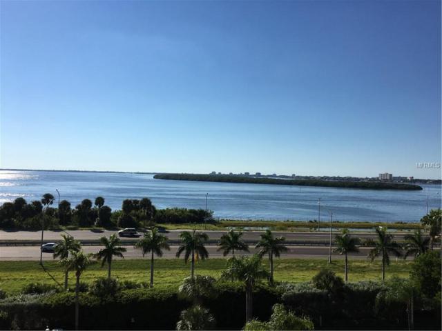 7430 Sunshine Skyway Lane S #701, St Petersburg, FL 33711 (MLS #U8020067) :: Team Bohannon Keller Williams, Tampa Properties