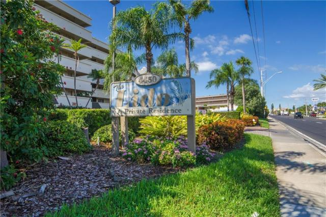 4450 Gulf Boulevard #107, St Pete Beach, FL 33706 (MLS #U8024849) :: Lockhart & Walseth Team, Realtors