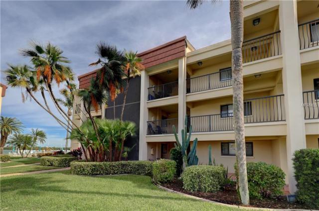 895 S Gulfview Boulevard #309, Clearwater Beach, FL 33767 (MLS #U8025988) :: Burwell Real Estate