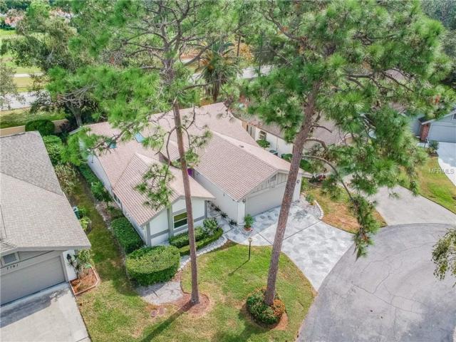 7795 Pine Trace Drive N #21, Sarasota, FL 34243 (MLS #U8028518) :: Cartwright Realty