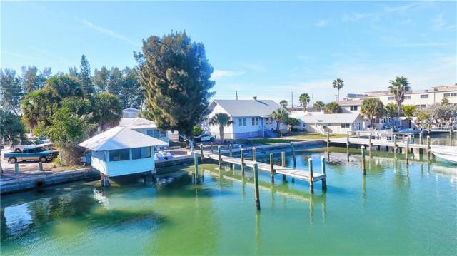 10201 Gulf Boulevard, Treasure Island, FL 33706 (MLS #U8030585) :: Lockhart & Walseth Team, Realtors
