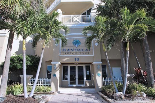 10 Papaya Street #1204, Clearwater Beach, FL 33767 (MLS #U8030656) :: Mark and Joni Coulter | Better Homes and Gardens