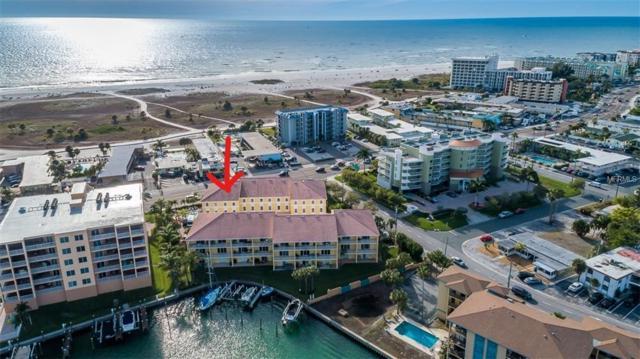 11555 Gulf Boulevard #15, Treasure Island, FL 33706 (MLS #U8031755) :: Cartwright Realty