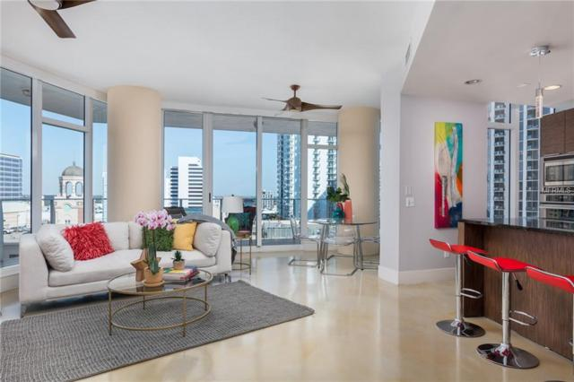 175 1ST Street S #1402, St Petersburg, FL 33701 (MLS #U8033258) :: Mark and Joni Coulter | Better Homes and Gardens