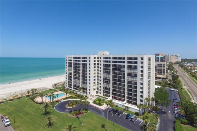 1460 Gulf Boulevard #1004, Clearwater Beach, FL 33767 (MLS #U8033275) :: The Duncan Duo Team