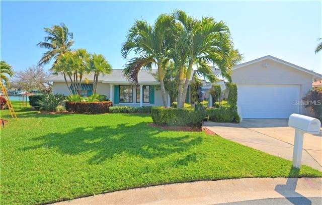 11600 5TH Street E, Treasure Island, FL 33706 (MLS #U8035487) :: Griffin Group