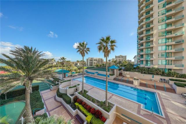 1540 Gulf Boulevard #406, Clearwater, FL 33767 (MLS #U8035585) :: Burwell Real Estate