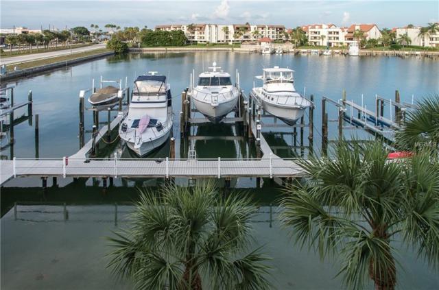 115 Yacht Club Lane, Tierra Verde, FL 33715 (MLS #U8037086) :: The Duncan Duo Team