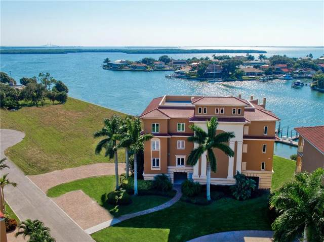 44 Bayview Court S A, St Petersburg, FL 33711 (MLS #U8037560) :: Keller Williams on the Water/Sarasota