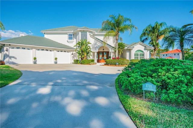 5709 E Longboat Boulevard, Tampa, FL 33615 (MLS #U8042376) :: Team Bohannon Keller Williams, Tampa Properties
