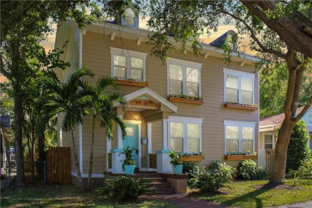 140 13TH Avenue NE, St Petersburg, FL 33701 (MLS #U8042405) :: Lockhart & Walseth Team, Realtors