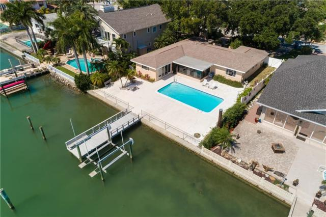 10111 Tarpon Drive, Treasure Island, FL 33706 (MLS #U8046304) :: Lockhart & Walseth Team, Realtors
