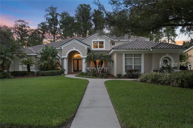 18214 Clear Lake Drive, Lutz, FL 33548 (MLS #U8048765) :: Team Bohannon Keller Williams, Tampa Properties