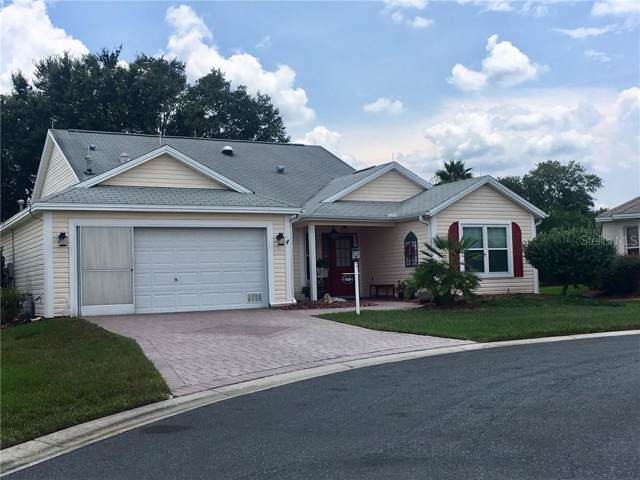 3520 Galesburg Court, The Villages, FL 32162 (MLS #U8051968) :: Realty Executives in The Villages