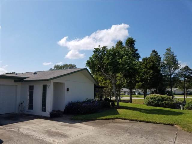2742 Sherbrooke Lane D, Palm Harbor, FL 34684 (MLS #U8053915) :: Delgado Home Team at Keller Williams
