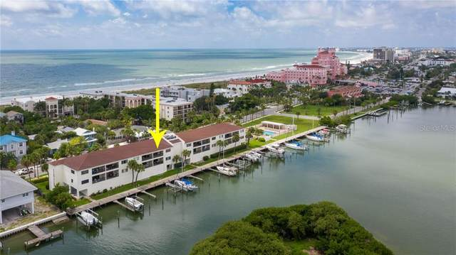 3111 Pass A Grille Way #213, St Pete Beach, FL 33706 (MLS #U8055758) :: Team Buky