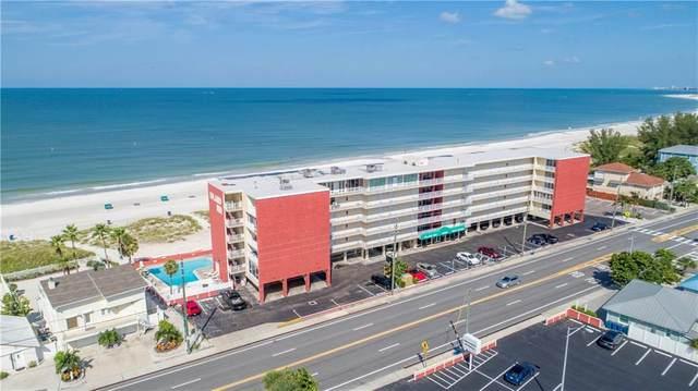 9980 Gulf Boulevard #614, Treasure Island, FL 33706 (MLS #U8057238) :: Realty One Group Skyline / The Rose Team
