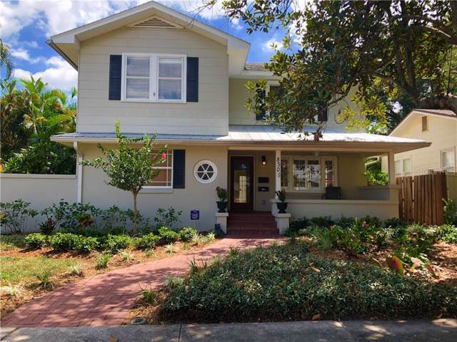 830 20TH Avenue N, St Petersburg, FL 33704 (MLS #U8057522) :: Lockhart & Walseth Team, Realtors