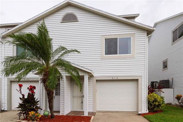 616 Hidden Harbour Drive, Indian Rocks Beach, FL 33785 (MLS #U8060603) :: Lockhart & Walseth Team, Realtors