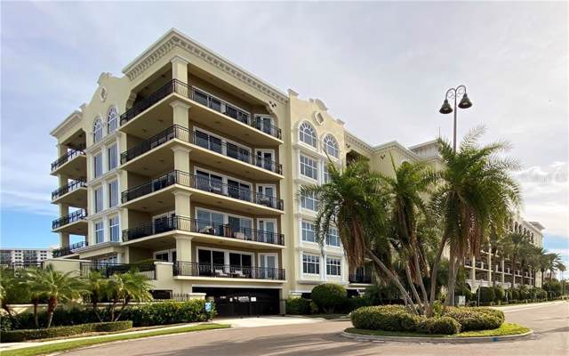 202 Windward Passage #501, Clearwater, FL 33767 (MLS #U8061570) :: Your Florida House Team