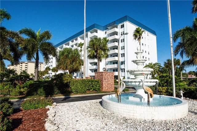 7 Elgin Place #102, Dunedin, FL 34698 (MLS #U8064187) :: 54 Realty