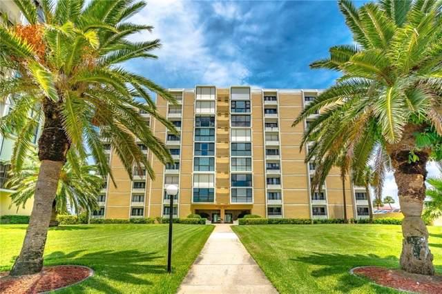 851 Bayway Boulevard #705, Clearwater, FL 33767 (MLS #U8064467) :: The Figueroa Team