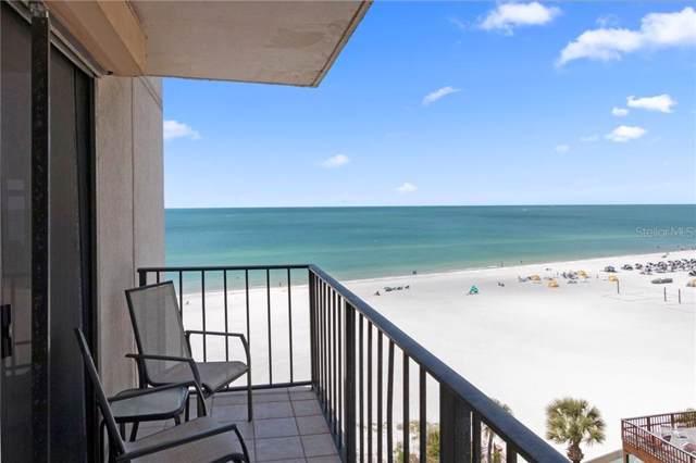 3820 Gulf Boulevard #706, St Pete Beach, FL 33706 (MLS #U8065271) :: Lockhart & Walseth Team, Realtors