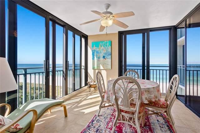1390 Gulf Boulevard #601, Clearwater, FL 33767 (MLS #U8065466) :: Medway Realty