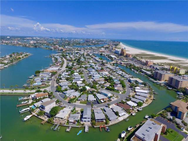 250 115TH Avenue, Treasure Island, FL 33706 (MLS #U8066905) :: Griffin Group