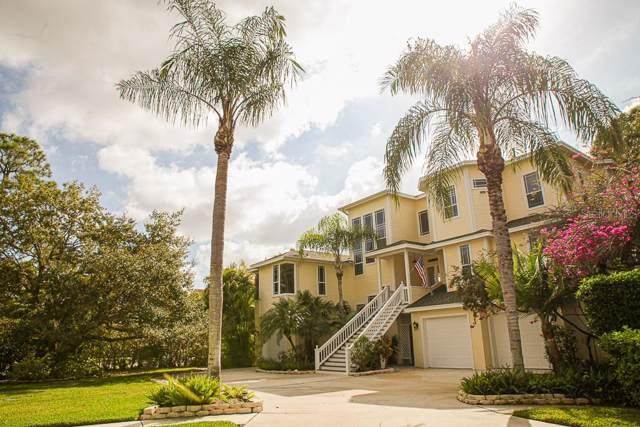 180 Sanctuary Trace, Crystal Beach, FL 34681 (MLS #U8070588) :: Cartwright Realty